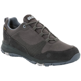 Jack Wolfskin Activate XT Texapore Lage Schoenen Heren, dark steel/phantom